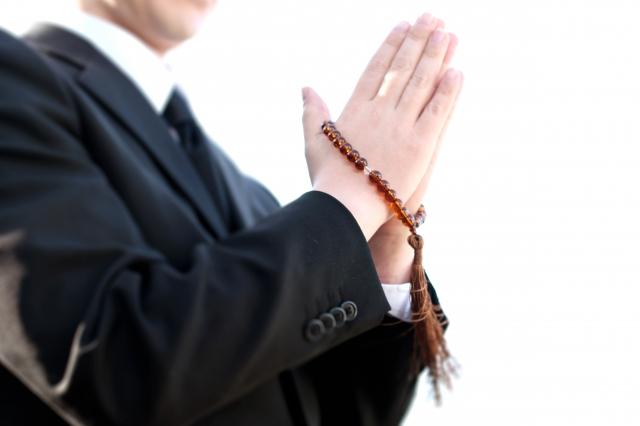 冠婚葬祭でのブラックダイヤモンド