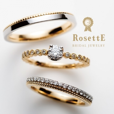 ミルグレインの指輪RosettE_しずく